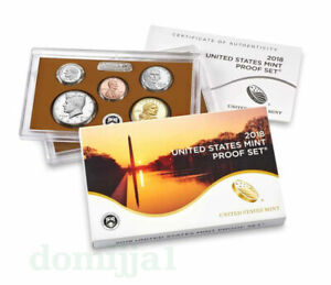 Click now to see the BUY IT NOW Price! 2018 S US MINT PROOF COIN SET