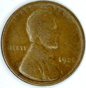 1920 D 1C LINCOLN WHEAT CENT 17LCC2708 1 70 CENTS SHIPPING