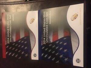 2014 UNITED STATES MINT SET IN ORIGINAL GOVERNMENT PACKAGE OGP