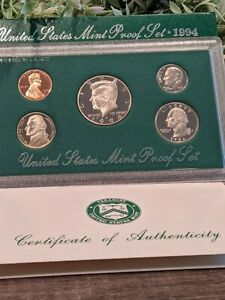 1994 U.S. PROOF SET IN ORIGINAL GOVERNMENT PACKAGING