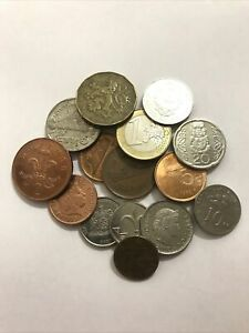 WORLD MINT CURRENCY COIN LOT COIN C 13 G