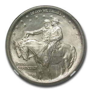 Click now to see the BUY IT NOW Price! 1925 STONE MOUNTAIN MEMORIAL HALF DOLLAR MS 67 NGC   SKU157882