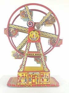 1930 chein co tin toy wind up