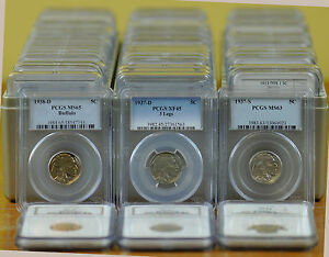 Click now to see the BUY IT NOW Price! COMPLETE BUFFALO NICKEL SET 1913 1938 XF AU MS ALL NGC/PCGS 66 COIN COLLECTION