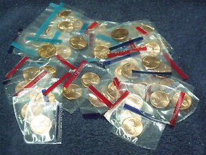 1984 1989 LINCOLN CENT DATE RUN  12 DIFFERENT  CHOICE TO GEM UNC IN MINT CELO