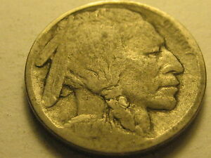 1914 P BUFFALO NICKEL