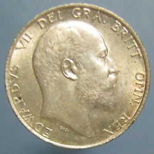 Click now to see the BUY IT NOW Price! FROSTY BU 1910 EDWARD VII SHILLING