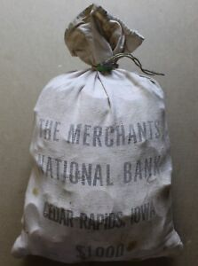 Click now to see the BUY IT NOW Price! 1 000 MORGAN PEACE SILVER 1000 DOLLARS SEALED BAG 90  DOLLAR 50 ROLL OLD COINS