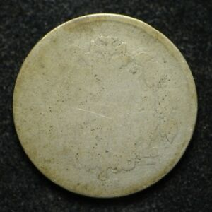 1866 SHIELD NICKEL WITH RAY'S   BB1727