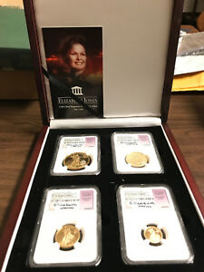 Click now to see the BUY IT NOW Price! 4 PIECE SET   2016 GOLD EAGLE NGC PF70 UCAM FDI JONES WDC