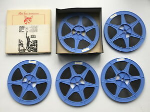 super 8mm sound film the magic sword five