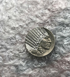 Click now to see the BUY IT NOW Price! 1936 HOBO NICKEL