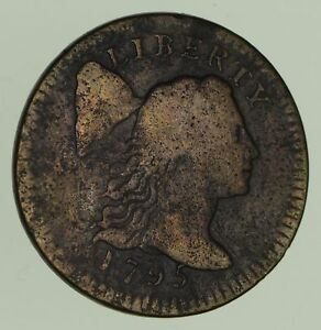 1795 LIBERTY CAP LARGE CENT   CIRCULATED  1829
