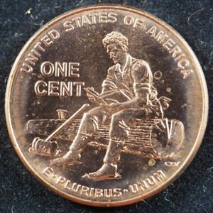 2009 D LINCOLN FORMATIVE YEARS ANACS MS 65  RD CENT  BU  PENNY