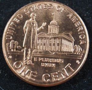 2009 D LINCOLN PROFESSIONAL LIFE ANACS MS 65  RD CENT  BU  PENNY