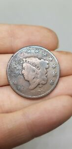 1825 PHILADELPHIA MINT COPPER CORONET HEAD LARGE CENT