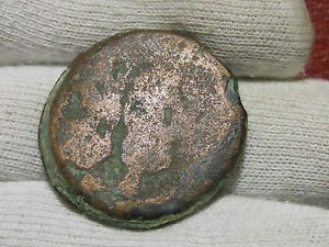 ROMAN OR GREEK ? AE32  COIN TO IDENTIFY