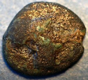 ANCIENT GREEK COIN UNDETIFIED