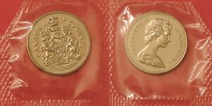 PROOF LIKE 1974 CANADA 50 CENTS SEALED IN CELLO