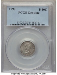 Click now to see the BUY IT NOW Price! 1792 HALF DISME H 10 C PCGS JUDD 7 POLLOCK 7 R 4 GREAT DETAILS