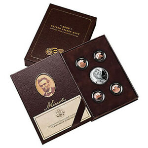 2009 LINCOLN COIN AND CHRONICLES SET