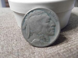 1916 D BUFFALO NICKEL GOOD   FINE     A2