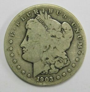 Click now to see the BUY IT NOW Price! 1903 S SAN FRANCISCO MINT SILVER MORGAN DOLLAR GOOD CHECK PICS