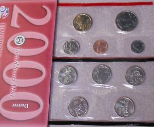 2000 DENVER MINT SET