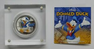 Click now to see the BUY IT NOW Price! NIUE 2014 $2 DISNEY MICKEY & FRIENDS 2014 DONALD DUCK 1 OZ SILVER PROOF COIN