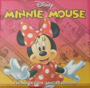 Click now to see the BUY IT NOW Price! NIUE 2014 $2 DISNEY MICKEY & FRIENDS 2014 MINNIE MOUSE 1 OZ SILVER PROOF COIN