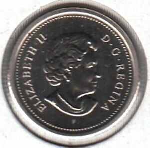 G42 CANADA 10C   10 CENTS COIN 2006P SPECIMEN FROM 2006 SPECIMEN COIN SET $10.00
