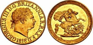 Click now to see the BUY IT NOW Price!  1818 GREAT BRITAIN ISOV GOLD COIN NGC MS63