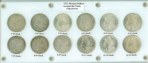 STOP AND CHECK OUT THIS MORGAN DOLLAR ERROR AUCTION