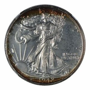 Click now to see the BUY IT NOW Price! 1942 WALKING LIBERTY HALF DOLLAR NGC PF68