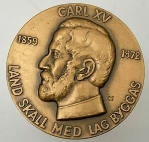 SWEDEN KING ART MEDAL SERIES