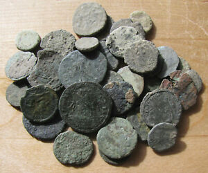 Click now to see the BUY IT NOW Price! 40 LOW GRADE AND CULL ANCIENT COINS   CHEAP