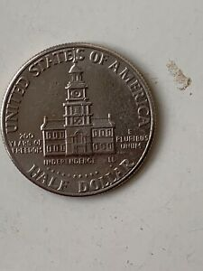 1776 1976 KENNEDY HALF DOLLAR ERROR COIN MISSING TWO STARS AND THE HA FROM HALL