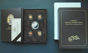 2009 LINCOLN COIN & CHRONICLES SET. US MINT. WITH PROOF SILVER COIN CENTS COA