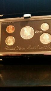 1995 U.S. MINT PREMIER SILVER PROOF SET W/ORIGINAL GOVERNMENT PACKAGING