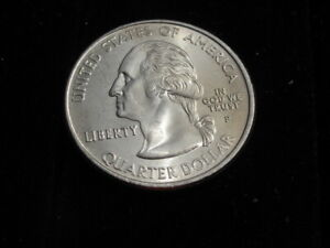 2000 SOUTH CAROLINA STATE QUARTER MINT STATE WITH EXTRA BRANCH  ERROR