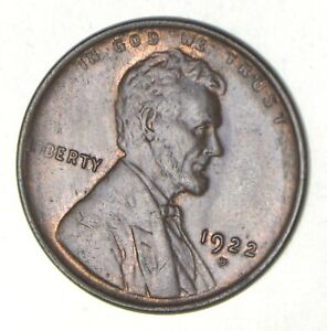1922 D LINCOLN WHEAT CENT  2815