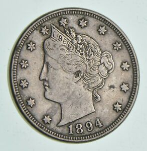 1895 LIBERTY V NICKEL  7150