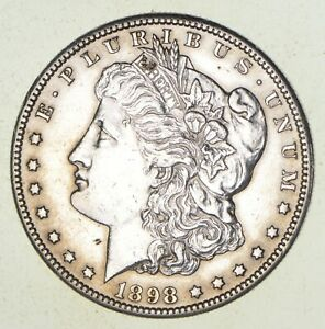 1898 S MORGAN SILVER DOLLAR  3464
