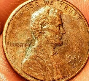 1969 S LINCOLN CENT DOUBLE DIE OBVERSE   DDO MD