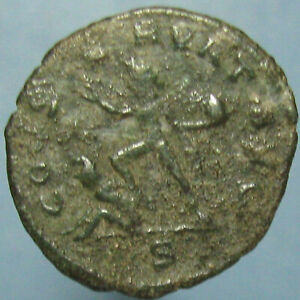 Click now to see the BUY IT NOW Price! BUDGET PRICED UNCLEANED AURELIAN CONSERVAT AVG ANTONINIANUS   NICE REVERSE