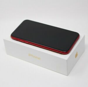 APPLE IPHONE XR 64GB  PRODUCT  RED T MOBILE CLEAN IMEI