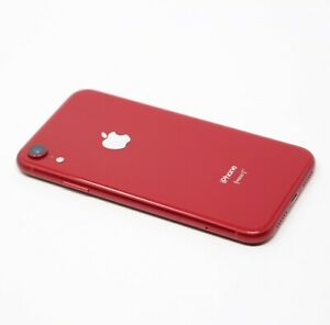 APPLE IPHONE XR 128GB  PRODUCT  RED UNLOCKED AT&T GSM CDMA A1984