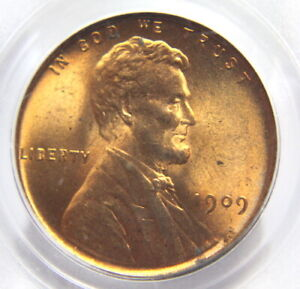 Click now to see the BUY IT NOW Price! 1909 VDB PCGS 1C MS 64 RD ROTATED DATE WHEAT PENNY LINCOLN