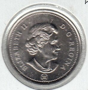 K44A CANADA 50C COIN 2007MM BU FROM A ROYAL CANADIAN MINT SET   CHARLTON $10.00