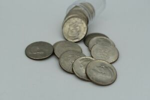 1 ROLL OF MIXED DATE NIFC KENNEDY HALF DOLLARS. 2002 TO PRESENT.